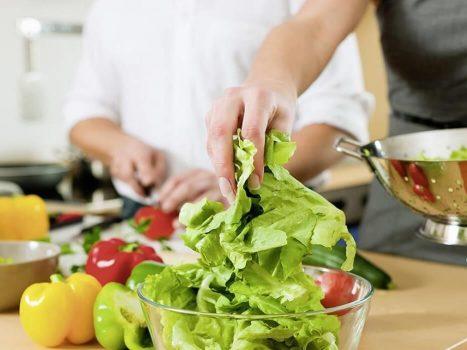 Bien s'alimenter pour être en bonne santé